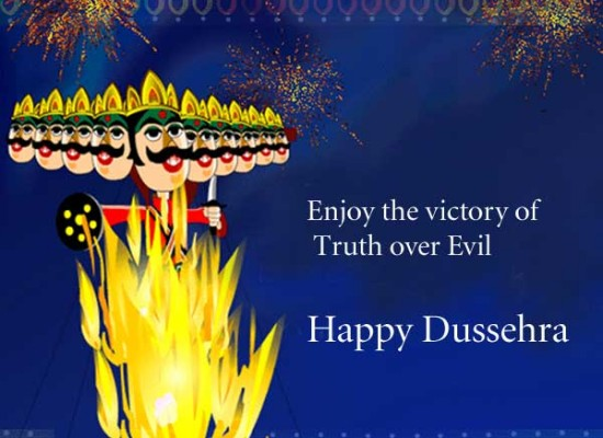 Latest Dussehra Images for fb