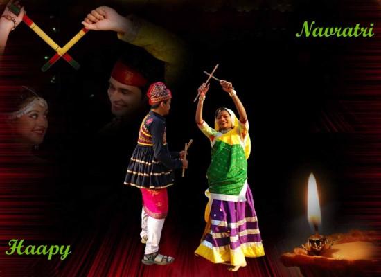 Navratri Garba festival