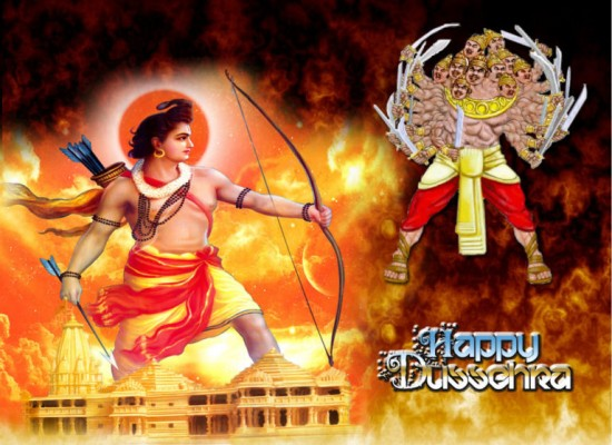 Happy Dussehra Wallpapers HD for Whatsapp