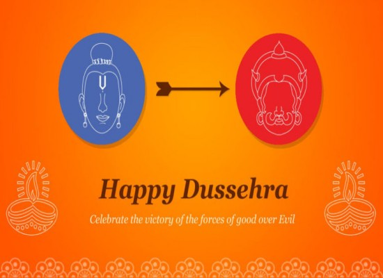 Dussehra cartoon images