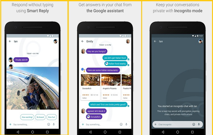 How to Use Google Allo