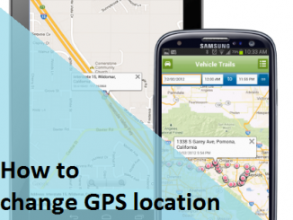 How to change your GPS location on Android