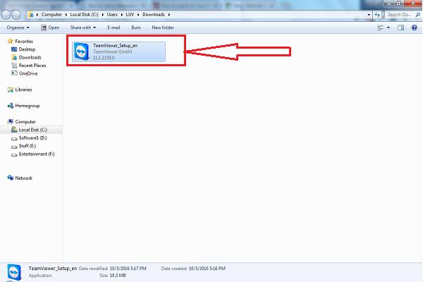 Teamviewer Setup File