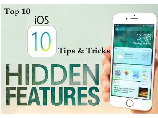 Top 10 iOS 10 Tips and iOS 10 Tricks