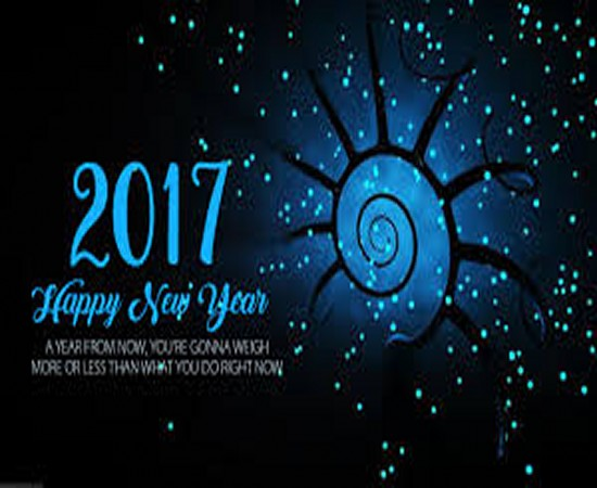 whatsapp profile pic happy new year 2017