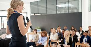 Top Five Tips For Improving Your Public Speaking Skills