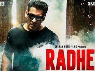 Salman Khan Radhe Release Date May 2021