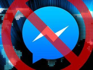 FB Messenger Not Responding Issue
