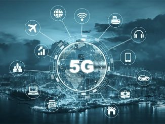 5G cellular connection