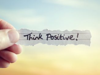 Top Three Ways to Stay Positive During Pandemic
